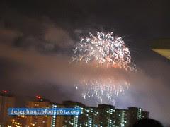 Merdeka Fireworks Ikano Power Center