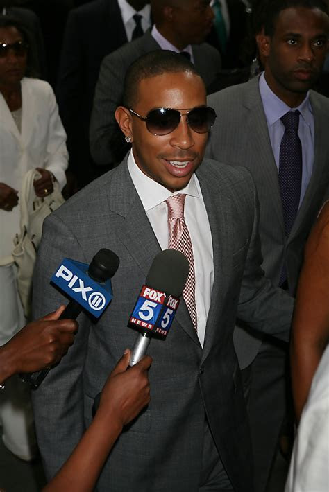 Ludacris in Lala Vazquez's Wedding at Cipriani in NYC   Zimbio