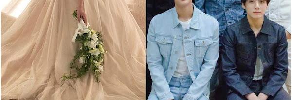 Pics: J-Hope's sister's pre-wedding shoot