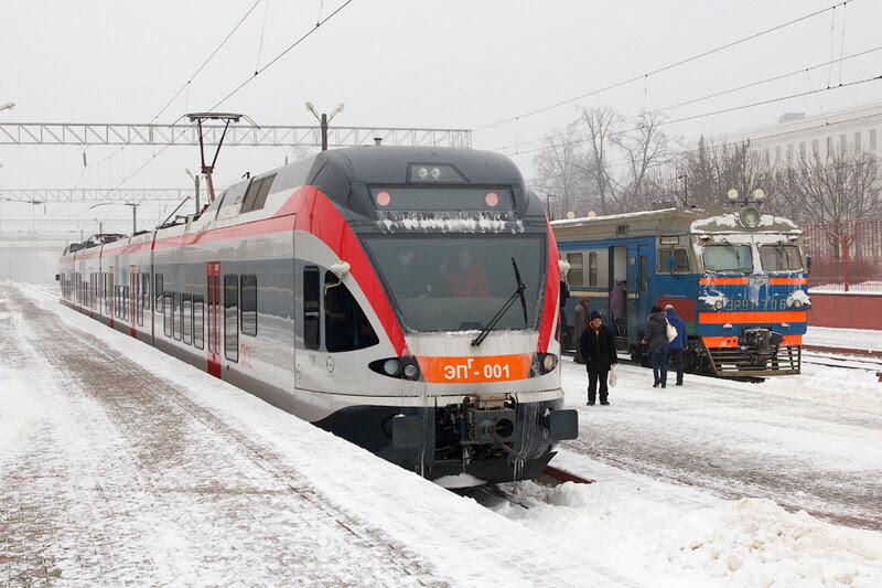 Прошлое и будущее железных дорог Беларуси