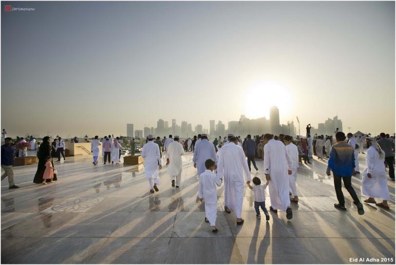 How Prophet Muhammad Celebrated Eid Al-Adha  About Islam