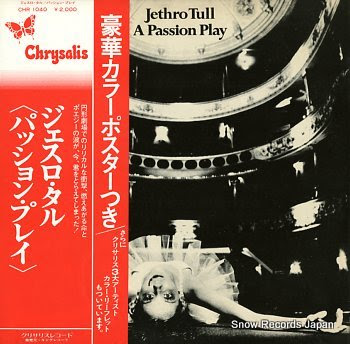 JETHRO TULL passion play, a