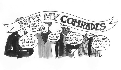 NOT MY COMRADES by suzy_ex