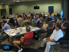 KeepTheBan.org Meeting in Arlington, VA