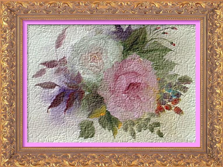 Dessin Et Peinture Vidéo 2464 Cest Le Mois De La Rose Pourquoi