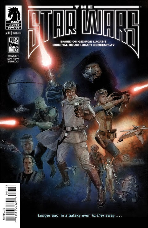 The Star Wars Dark Horse Comics