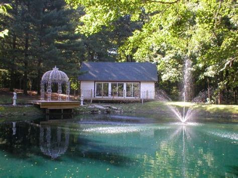 The Secret Garden in Waynesville, OH, at the Chapel in the