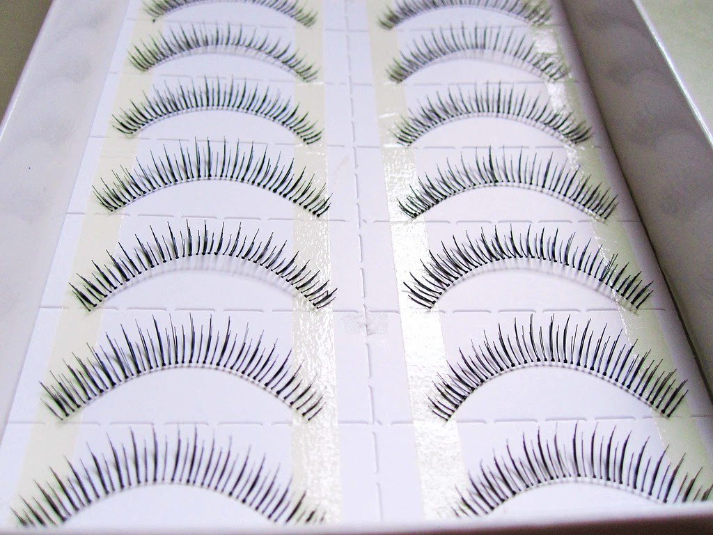 EYE'S CHIC Lower Fake Eyelashes
