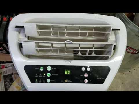 Dave's Workshop Blog: Portable air conditioning in a ...