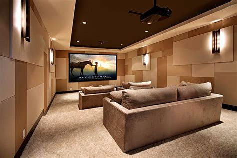 awesome media rooms designs decorating ideas