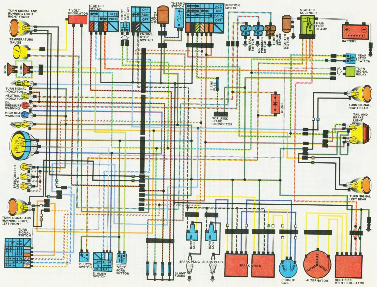 1983 Honda Goldwing Wiring Diagram Wiring Diagram Module B Module B Emilia Fise It