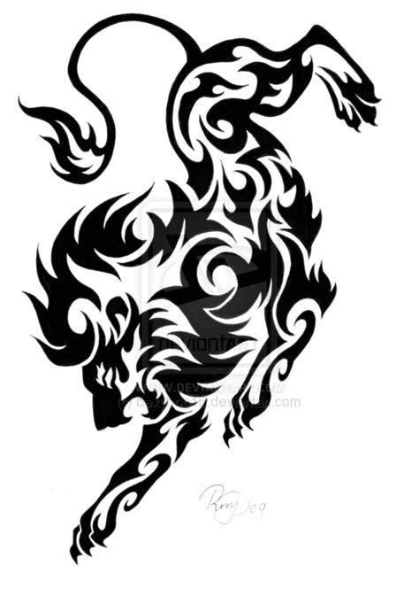 lion tattoo images designs