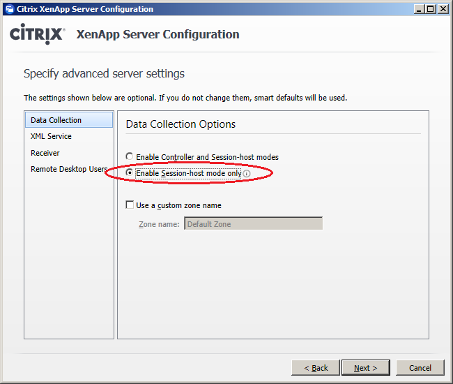 Optimizing user sessions for xenapp 6all about citrix free
