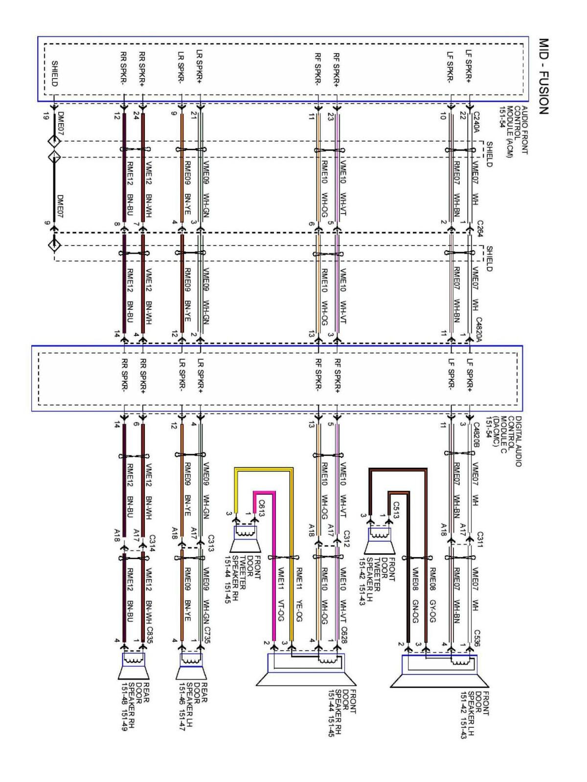 Ab Wiring Diagram 2008 Ford Fusion