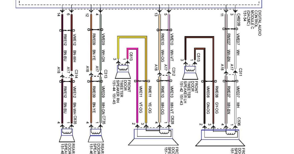 2013 Fusion Wiring Diagram