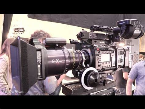 The Best Pro Cameras & Gear appear @ CineGear Expo   YouTube