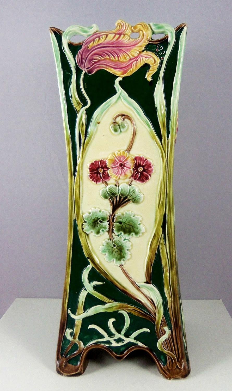 Antique Vase Etsy Shop ArtNouveauGal
