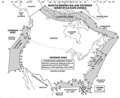 ADIZ USA-Canada