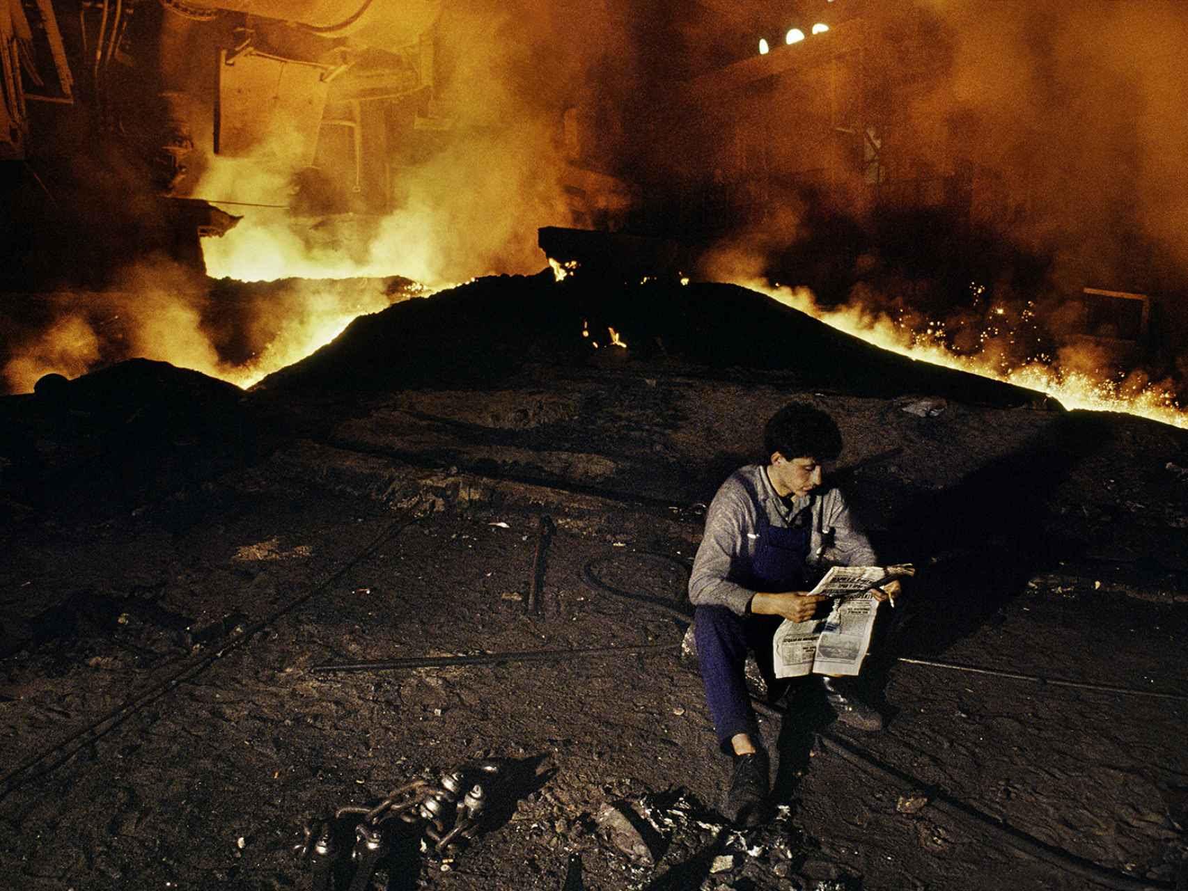Serbia, Steve McCurry.