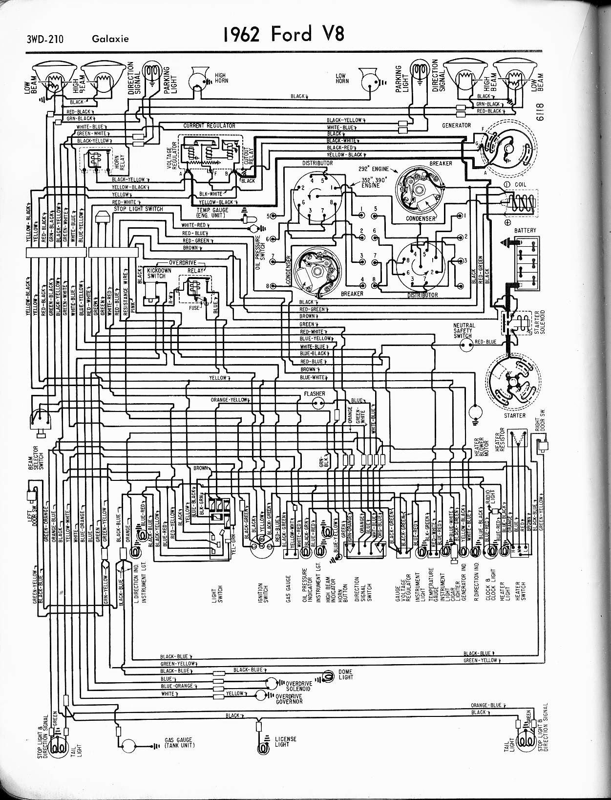 1966 Ford Galaxie Engine Wiring Diagram Wiring Diagram Report1 Report1 Maceratadoc It