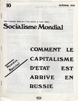 Comment le capitalisme d'État est arrivé en Russie