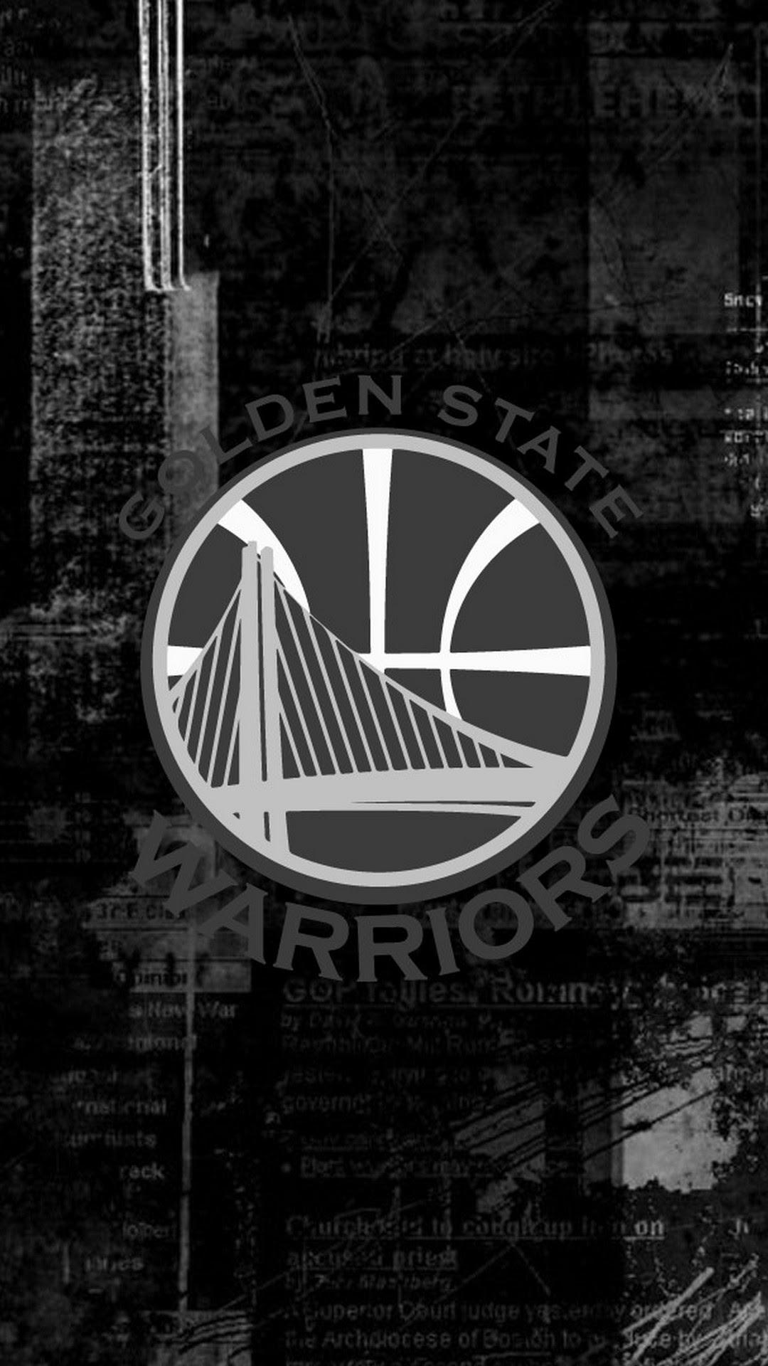 Golden State Warriors iPhone X Wallpaper   2019 Basketball Wallpaper