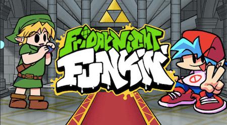 VS Link FNF MOD (Full Week) – Download (Friday Night Funkin') (V1)