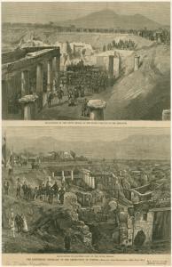 Excavations in the ninth regio... Digital ID: 1621132. New York Public Library