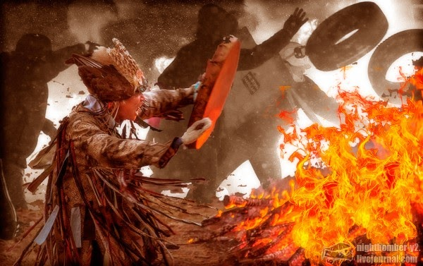 Украина. Страна непуганых шаманов