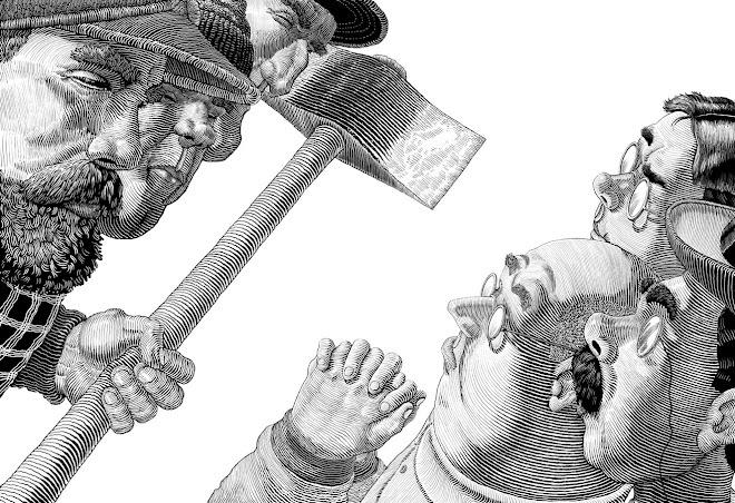 The Terrible Hodag & the Animal Catchers