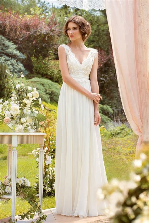 Designer Wedding Dress Bohemian Wedding Dress By