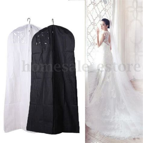 size wedding dress bridal gown garment dustproof