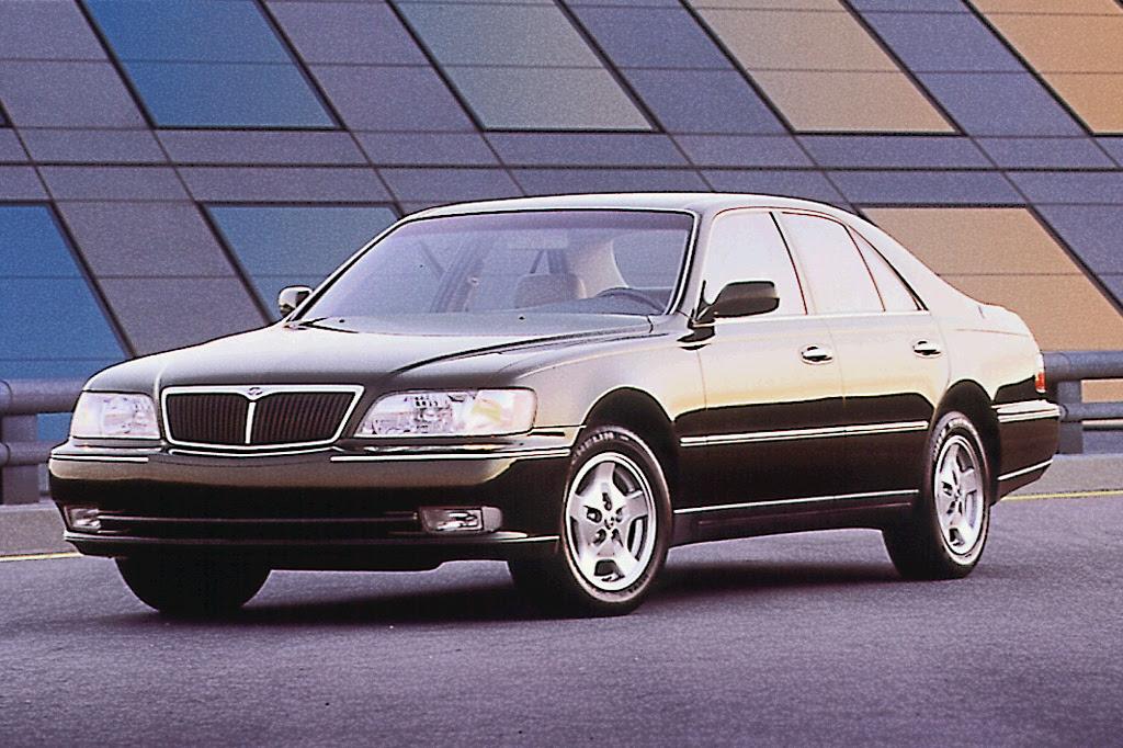 1997-01 Infiniti Q45 | Consumer Guide Auto