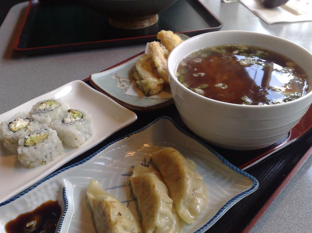 Miyaki Ramen Combo