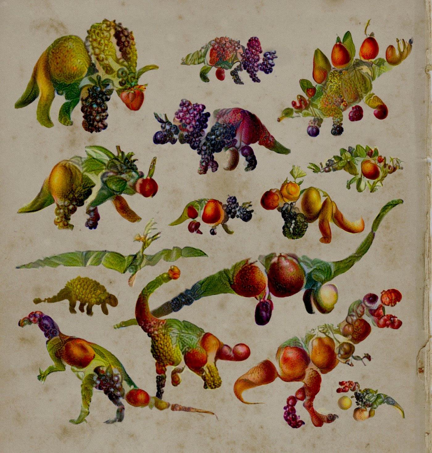 http://kottke.org/17/06/robots-dreaming-of-flowery-dinosaurs