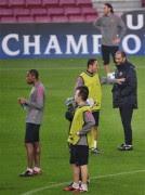 FC Barcelona Training Pics