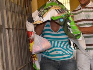 Casa de mulher de traficante da PB é avaliada em R$ 400 mil, diz polícia (Foto: Walter Paparazzo/G1)
