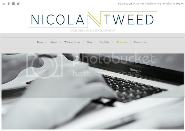 Branding Process for Nicola Tweed, by fathima kathrada illustration and design