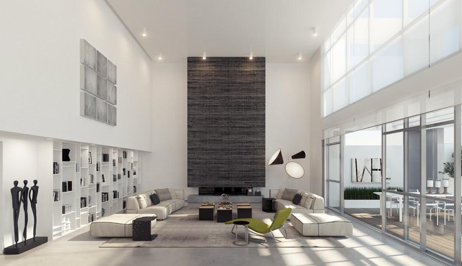 Interior Design Ideas For Duplex Apartment | Modern Architecture ...