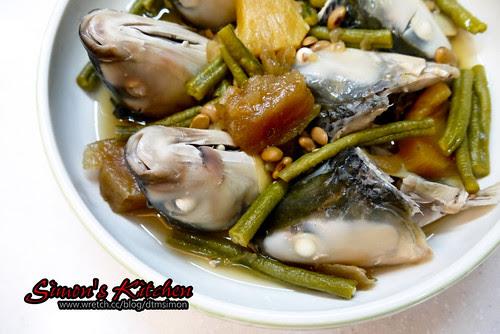 菜豆煮虱目魚頭11.jpg
