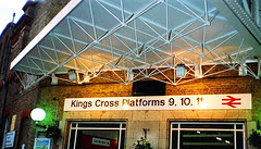 King's Cross Railroad Station