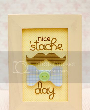 Altered Frame: Nice 'Stache Day