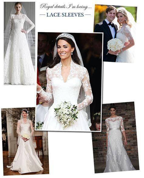Royal Wedding Recap   Kate?s Wedding Day Fashion   Green