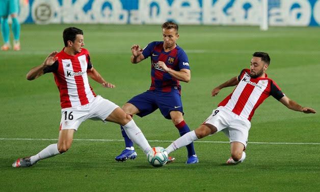 Barca midfielder Arthur agrees to Juventus switch ...