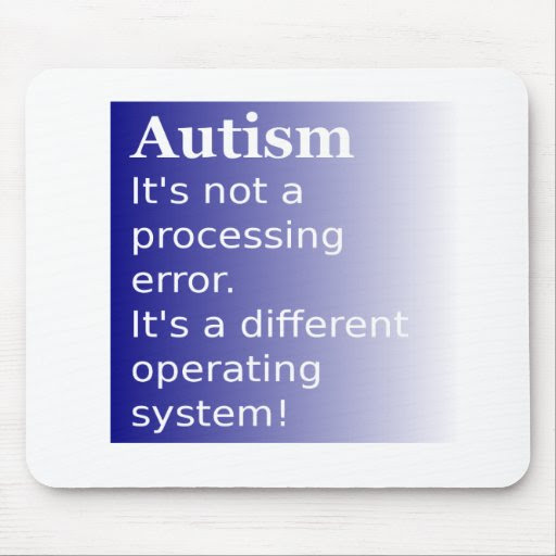 Autism Quote Mouse Pad  Zazzle