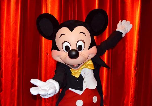 Disney está mickey mouse — Foto de Stock #54057279