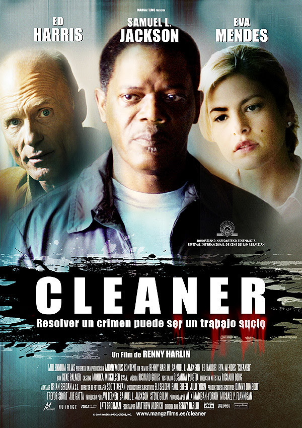 Cleaner (Renny Harlin, 2.007)