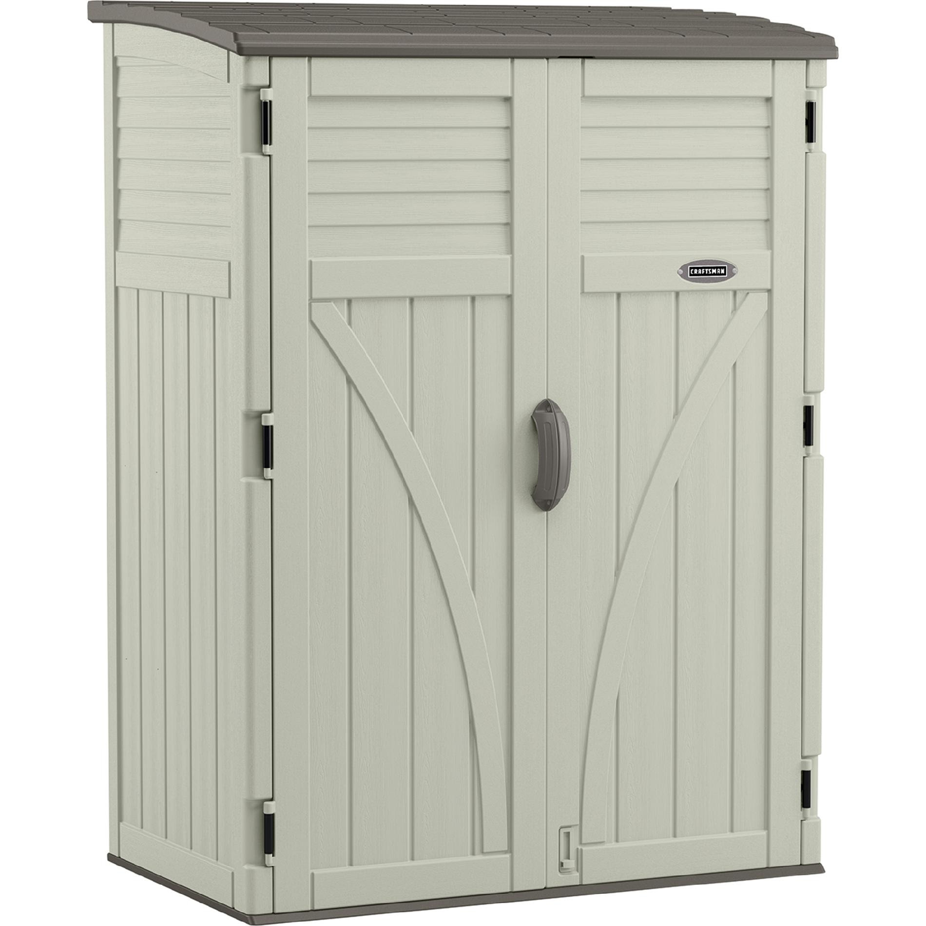 Craftsman CBMS5701 5 x 3 Vertical Storage Shed
