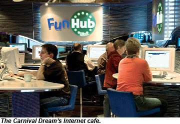 Carnival Dream Fun Hub