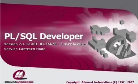 PL/SQL Developer 2013 v10.0.5.1710